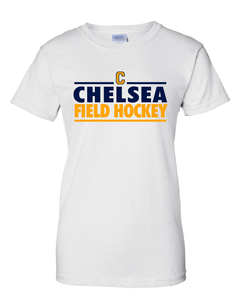 Ladies Field Hockey Cotton T-Shirt - D001