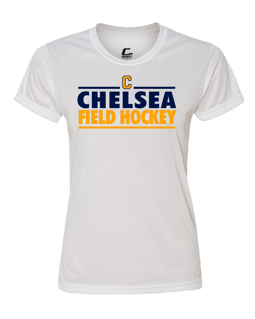 Youth Chelsea Field Hockey Performance Shirt - D001