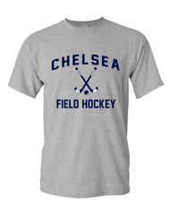 Adult Field Hockey Cotton T-Shirt - D002
