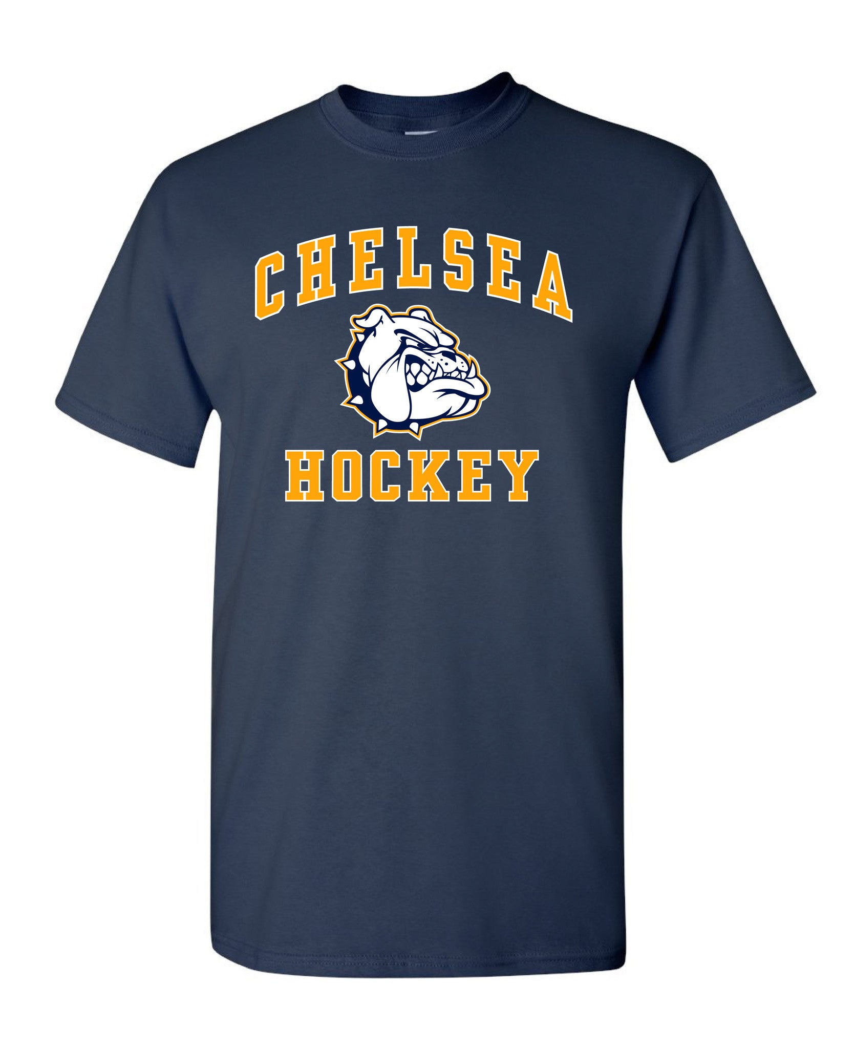 Adult Chelsea Hockey Cotton T-Shirt