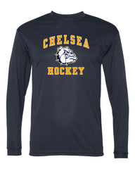 Adult Chelsea Hockey Long-Sleeve Performance Shirt