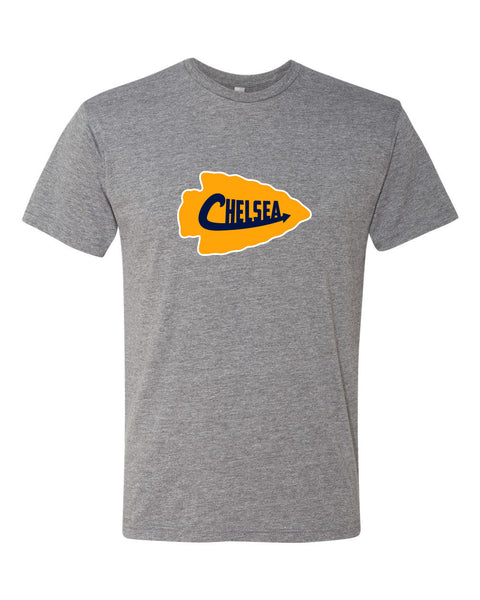 Adult Chelsea Chiefs Tri-Blend T-shirt - SUPER SOFT