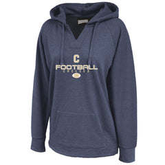 Ladies Chelsea Football V-neck Hoodie - Pick your Design