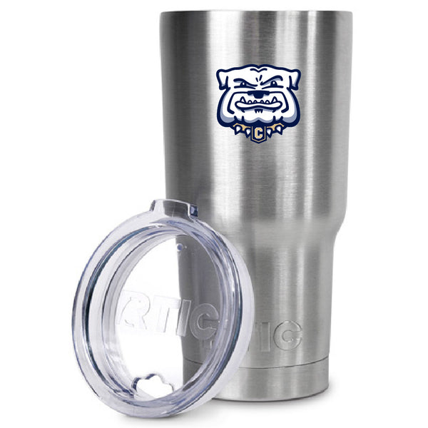 Stainless Steel Tumbler - Bulldog