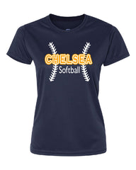 Ladies Softball Performance Shirt - CB002