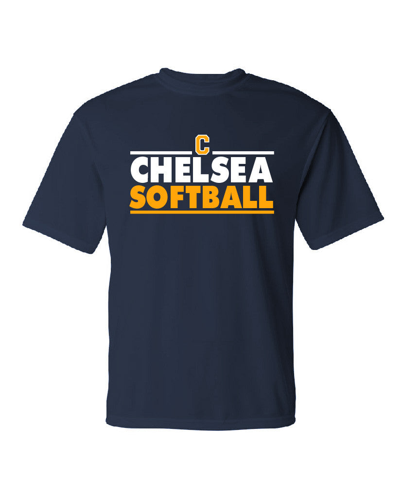 Adult Softball Performance Shirt CB004