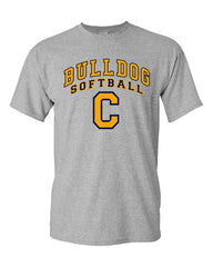 Youth Softball Cotton T-Shirt - CB005