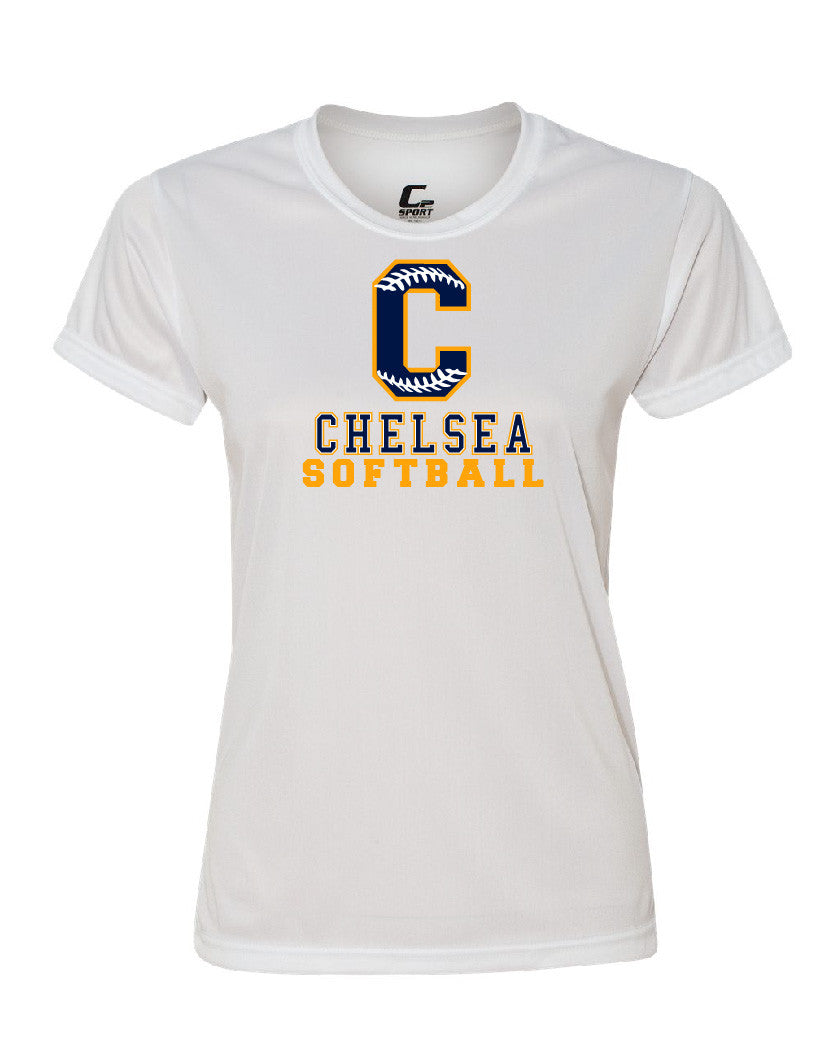 Ladies Softball Performance Shirt - CB006