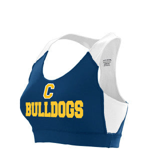 Chelsea Bulldogs Sports Bra