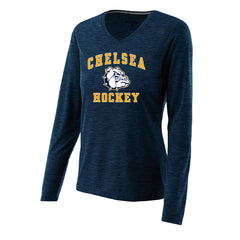 Ladies Chelsea Hockey Electrify Long Sleeve Shirt