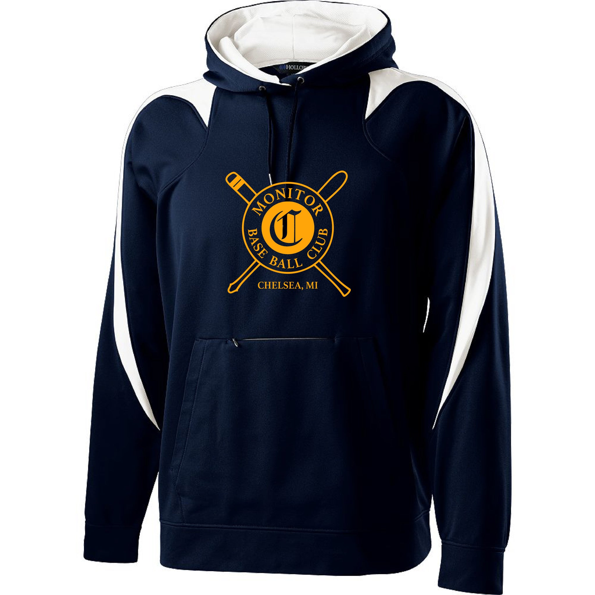 Adult Chelsea Monitor Chaos Hoodie