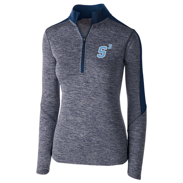 Ladies S3 Electrify 1/4 Zip