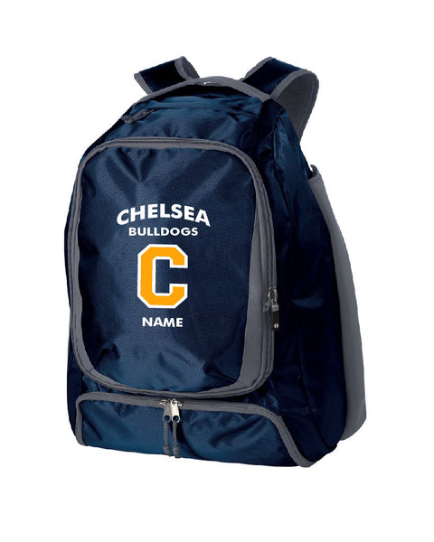 Chelsea Bulldog Sports Backpack