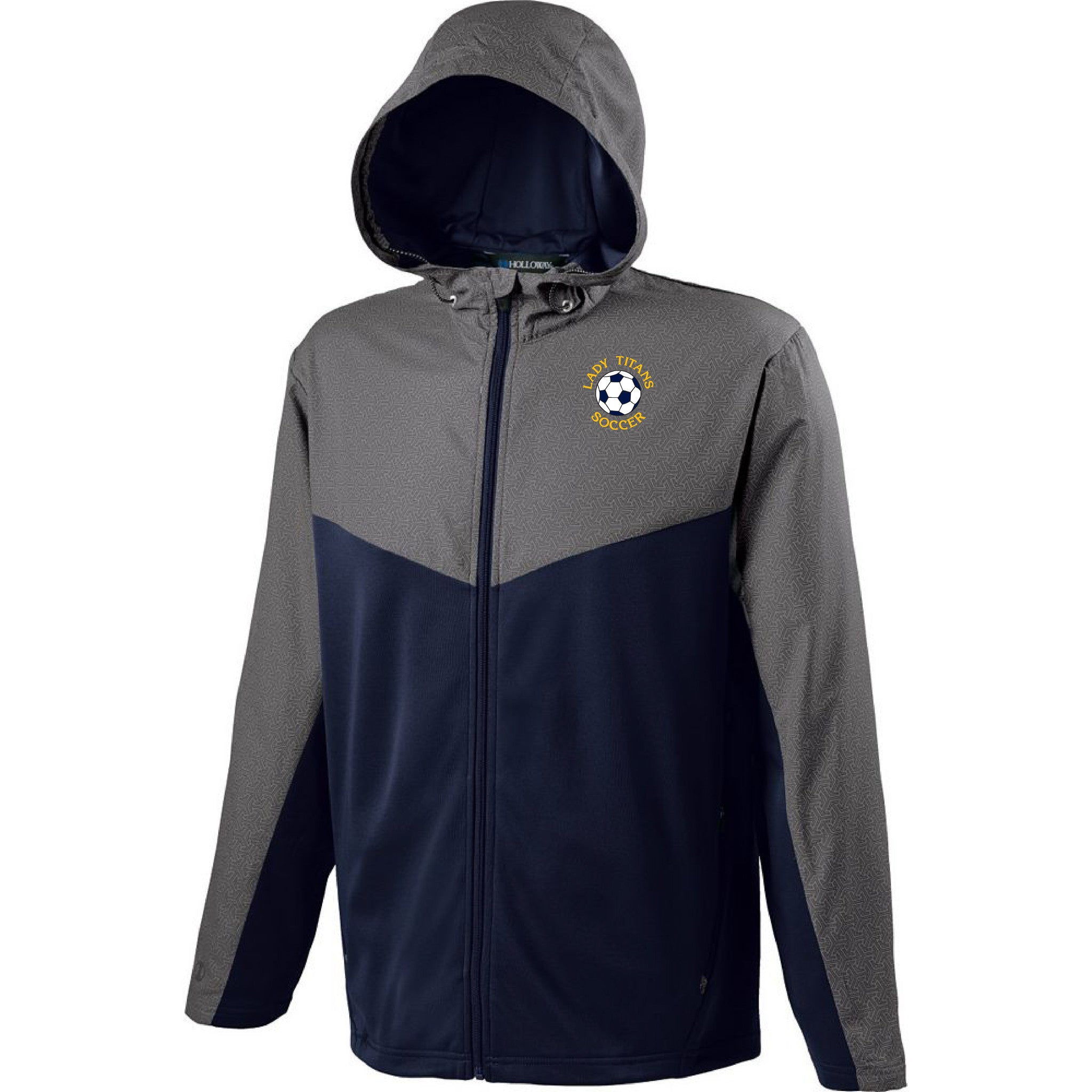 Adult Lady Titans Soccer Crossover Jacket