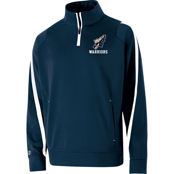Youth Warriors Determination 1/4 Zip Pullover