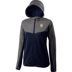 Ladies Lady Titans Soccer Crossover Jacket