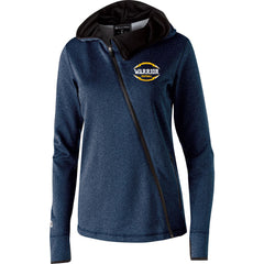 Ladies Grass Lake Football Artillery Angled Jacket