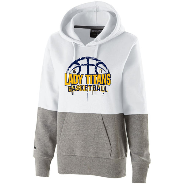 Lady Titans Basketball Ration Hoodie