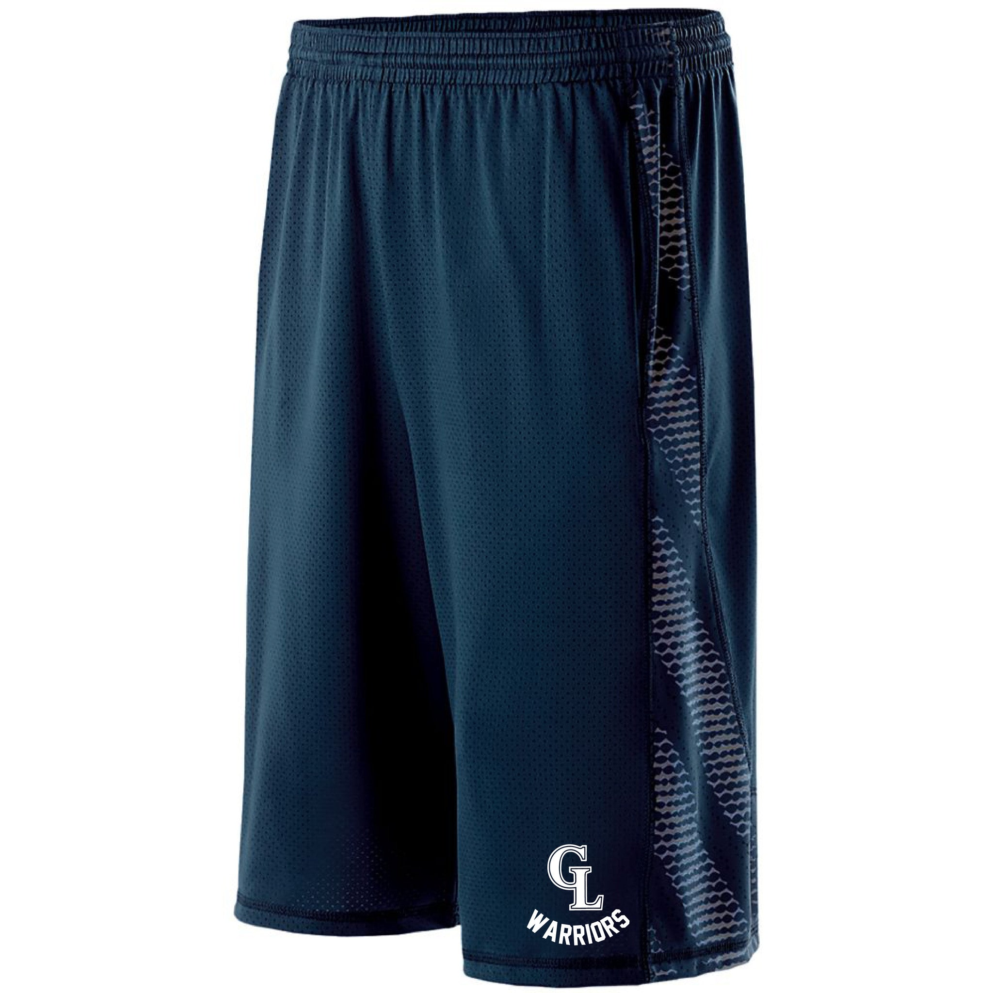 Youth Warriors Torpedo Shorts