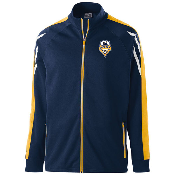 Adult Chelsea SC FLUX Jacket