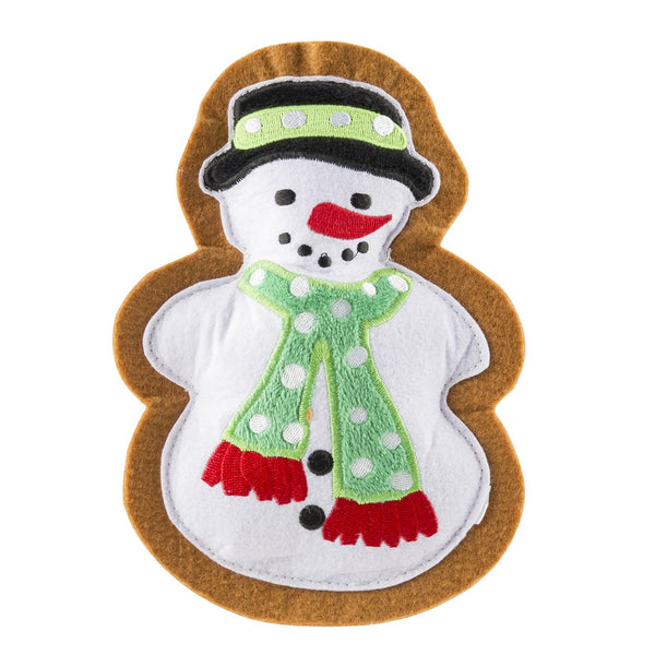 Christmas Snowman Cookie Toy