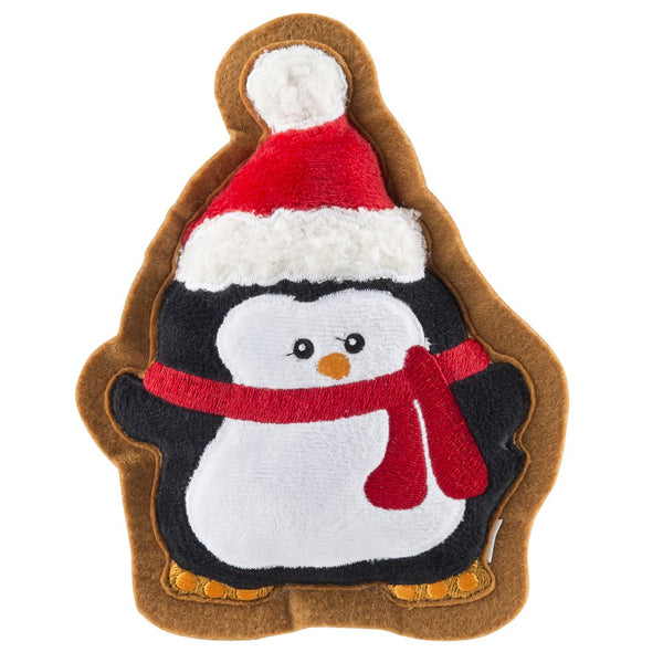 Christmas Penguin Cookie Toy