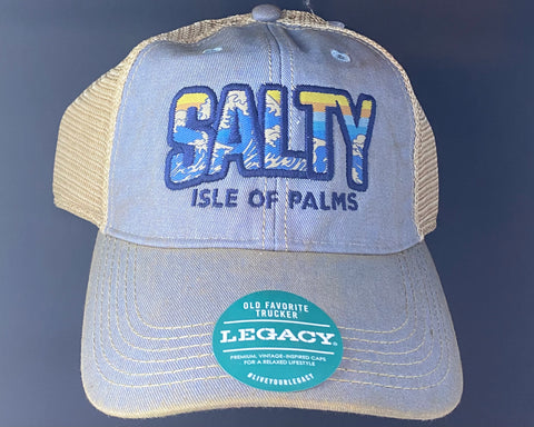 Salty Legacy Hat