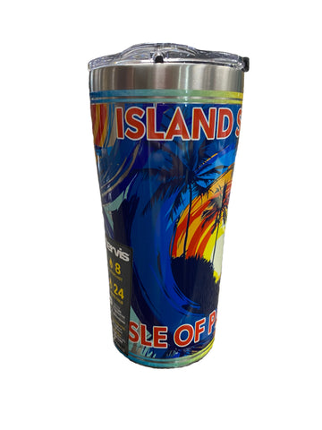 Island Surf Co Tervis