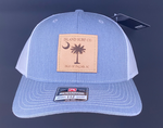 Palm and Moon Hat