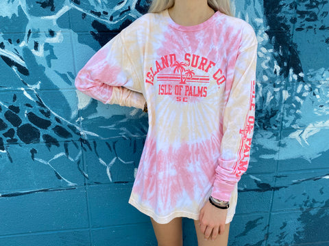 Long Sleeve Island Surf Co T-Shirt