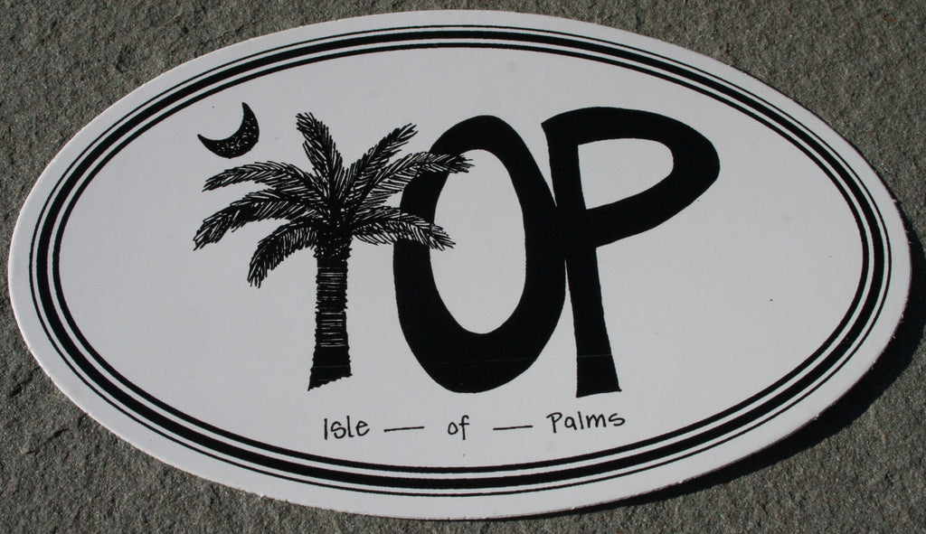 Decal IOP hand drawn