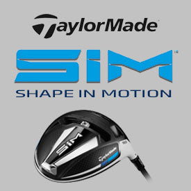 TaylorMade SIM Collection