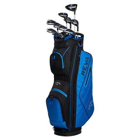 Callaway Women's REVA 11-Piece Package Set