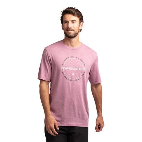 Travis Mathew Bandwagon T-SHIRT 1MS154