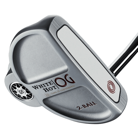 Odyssey White Hot OG 2-BALL Stroke Lab Putter: Pre Order Today, Available 1/28