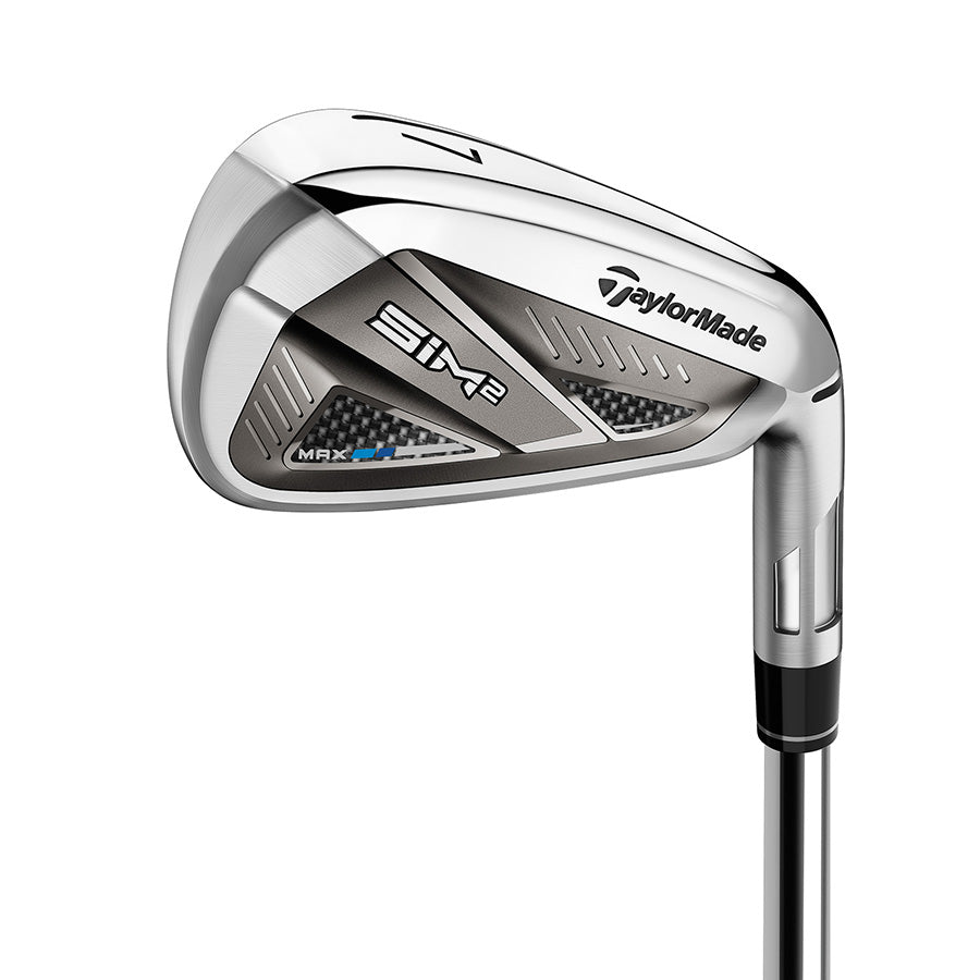 TaylorMade SIM2 Max Steel Irons