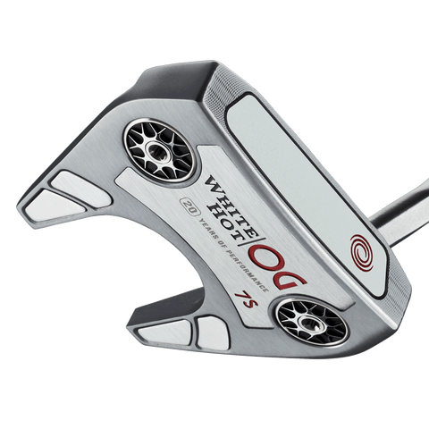 Odyssey White Hot OG #7S Stroke Lab Putter: Pre Order Today, Available 1/28