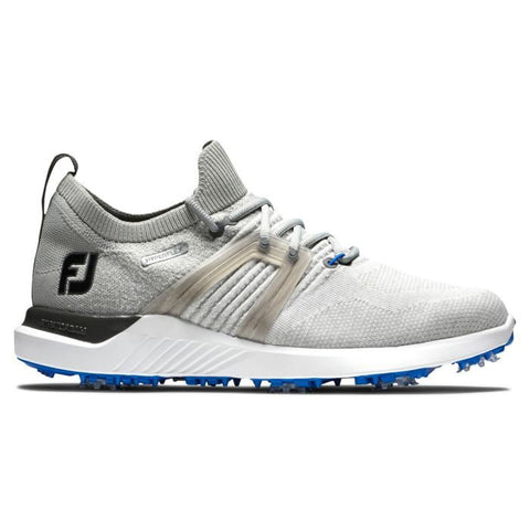 FootJoy Hyperflex Golf Shoes - Grey/White/Blue 51080: Avail 2/1