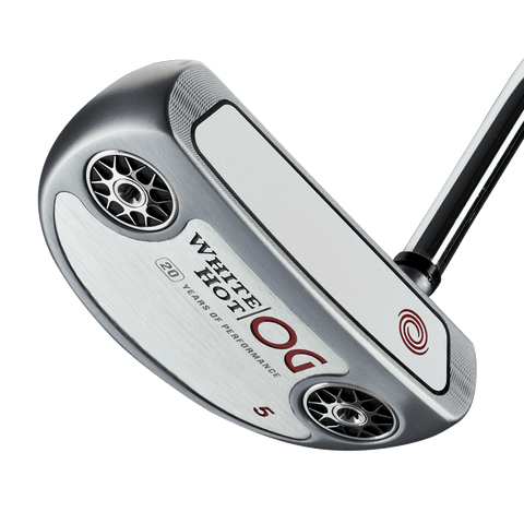Odyssey White Hot OG #5 Putter: Pre Order Today, Available 1/28