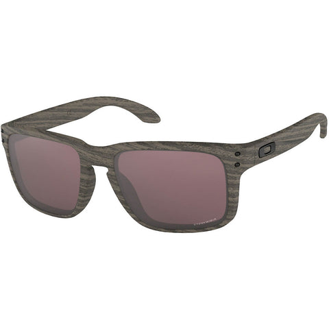 Oakley Holbrook Woodgrain Polarized Sunglasses