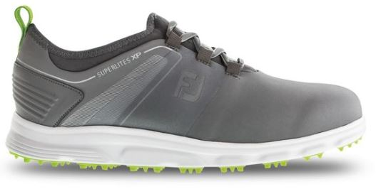 FootJoy 2019 Superlites XP Spikeless Golf Shoes - Charcoal 58065