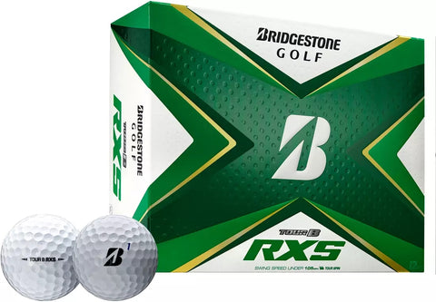 NEW Bridgestone Tour B RXS Golf Balls