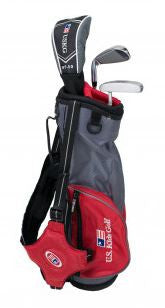 U.S. Kids UL39 3-Club Carry Bag Set