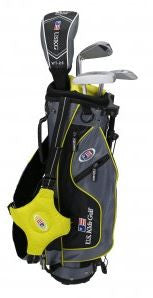 U.S. Kids UL42 4-Club Carry Bag Set