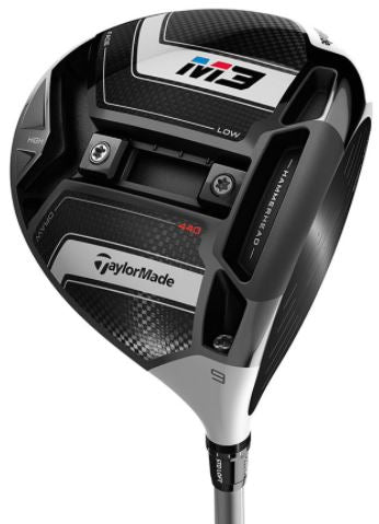 TaylorMade 2018 M3 440 Driver