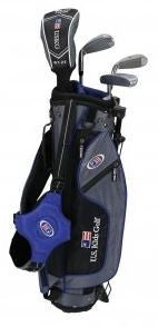 U.S. Kids UL45 4-Club Carry Bag Set