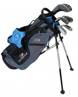 U.S. Kids UL48 5-Club Carry Bag Set