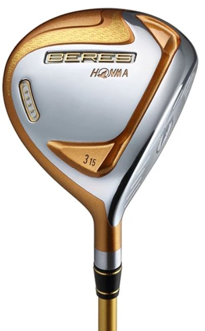 HONMA Beres 07 4-Star Fairway Wood