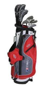 U.S. Kids UL54 7-Club Carry Bag Set