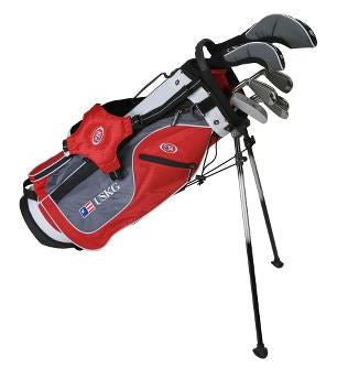 59b8bda23260 U.S. Kids UL54 7-Club Carry Bag Set